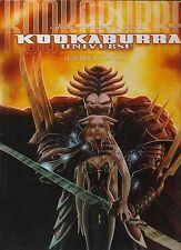 KOOKABURRA UNIVERSE - LE SERMENT DAKOÏD - SOLEIL