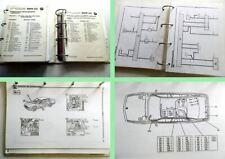 Werkstatthandbuch BMW 518i 520i 525td 525tds E34 1996 elektrische Schaltpläne
