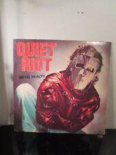 QUIET RIOT 1983 LP ~METAL HEALTH~
