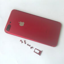 For Apple iPhone 7 Plus 5.5 inch Replacement Back Battery Cover Rear Housing Red