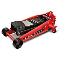 Powerbuilt 3-1/2 Ton Professional Floor Jack, Garage, Heavy Duty - 647530