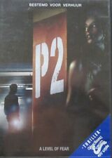 P2  -  A LEVEL OF FEAR - DVD