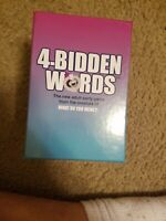WHAT DO YOU MEME? 4-Bidden Words Adult Party Game Fun Games Friends NEW