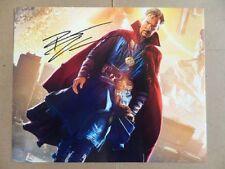 "Benedict Cumberbatch Signed ~~Autographed Photo ""Strange"""
