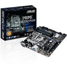 Placa base ASUS Intel Prime H270m-plus