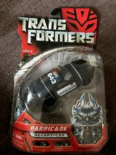 Hasbro Transformers Movie Deluxe Class - Decepticon Barricade Action Figure