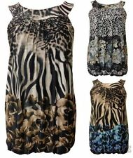 Polyester Party Tops & Shirts Women's Leopard