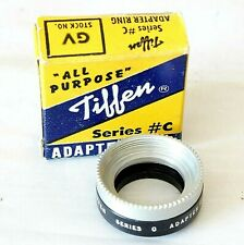 Tiffen All Purpose Filter Holder For 8mm D-Mount Paillard Bolex Movie Camera