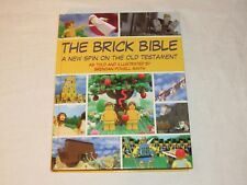 The Brick Bible - A New Spin on the Old Testament 2012 Hardcover Lego