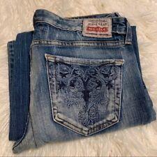 Big Star jeans Sweet Low Boot cut denim embellished pockets