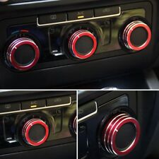 VW Golf Mk5 Air Conditioning Heater Control Dials Covers Also Fits T5.1 Caddy