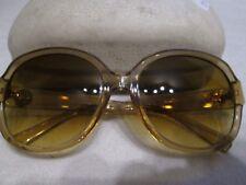 Michael Kors brown frame sunglasses. MK 6021 (Corte). With case.