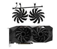 For Gigabyte RTX2070 GTX1660Ti RTX2060 Cooler Fan Replacement 95MM PLD10010S12H