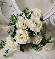 Art Fleur de Soie Fleur Fleur Manche Rose Shabby Maison De Campagne