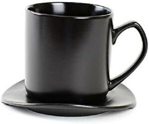 Gift Republic. Top Hat Novelty Cup & Saucer In Padded Gift Box
