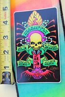 Sk8 Supply Bulldog Skates Wes Humpston BDS Skull Dogtown Skateboarding STICKER