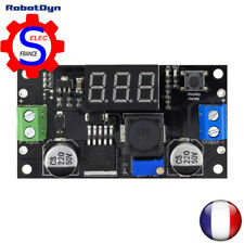 LM2596 DC-DC Step-down Adjustable Power Supply Module with LED display, In: 3~36