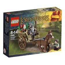 Lego Lord of the Rings 9469 la llegada de Gandalf el señor de los anillos