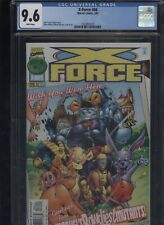 X-Force #66 CGC 9.6 John Francis Moore ADAM POLLINA 1997