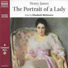 Henry James - THE PORTRAIT OF A LADY - CD Audio Book