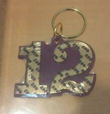 Omega Psi Phi- Line Number Keychain #12