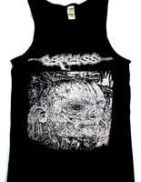 CARCASS Tank top T SHIRT Death metal Goregrind Grindcore Napalm Terrorizer GRIND