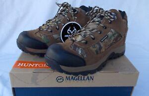 New Men's Magellan Run n' Gun II Mid Realtree Xtra Camo  Hunting Boots  13 Med