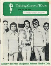 Elvis Presley Fan Club Magazine June/July 1978 CD