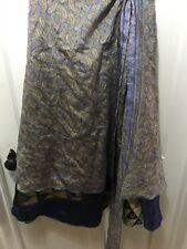 Wevez Reversible Long Wrap Skirt XL