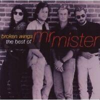 """MR.MISTER """"BROKEN WINGS: THE BEST OF MR.MISTER"""" CD NEW"""