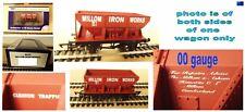 dapol hopper wagons 00 gauge poss' ltd edi ideal for bachmann or mainline wagons