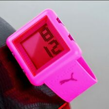 PUMA WOMEN'S L.E.D.COLLECTION EDITION PINK WATCH PU910842004