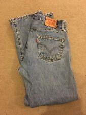 Levi's 501 Men's new blue jeans W36 L32