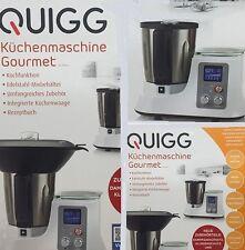 Thermomultikocher Waage Quigg KM2014 Küchenmaschine