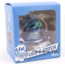 Lilo & Stitch Figure Action Stitch and Scrump Happiness Moment Beast PVC Disney