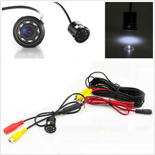 12V Waterproof Infrared Night Vision Vehicle Reversing Backup Parking HD Camera