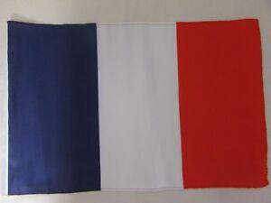 """France 18"""" X 12"""" Treehouse Courtesy Caravan Sleeved Flags"""
