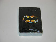 BATMAN PLAYIN CARDS BY LIBERTY US UNOPENED DECK
