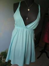 Cocoa Authentic Vintage Blue Beach Swimsuit Cover up  SZ XL NWT
