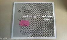 CD--SOLVEIG SANDNES--ANALOG --DIGI -ALBUM