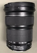 Nice Used Canon EF 24-105mm f/3.5-5.6 IS STM Zoom Lens