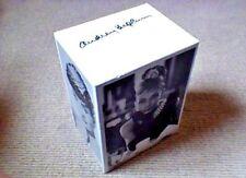 Audrey Hepburn UK PAL VHS VIDEO 5-Tape Box Set 2000 Billy Wilder Blake Edwards