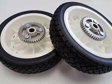 Toro 92-9590 Drive Wheels Lawn Mower Tires Oem (2 Pack)