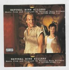 NATURAL BORN KILLERS = {CD - OST} = NINE INCH NAILS DR DRE LEONARD COHEN DYLAN