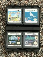 lot 4 Nintendo DS games etrian Odyssey nintendogs drawn casino  Cartridge Only