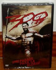 300 DVD NUEVO PRECINTADO ACCION AVENTURAS HISTORICO DRAMA FANTASTICO (SIN ABRIR)
