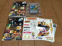 BOMBERMAN HERO Nintendo N64 with BOX and Manual JAPAN 069