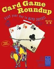 Card Game Roundup: Play Your Way to Math Success: By Trudy Bortz, Josh Rappaport
