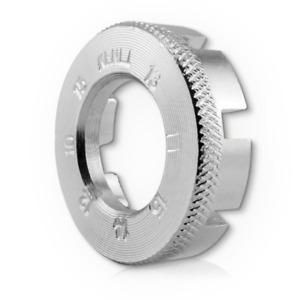 MTB Fahrrad Speichen-Schlüssel Speichen-Spanner 8-fach Nippel-spanner Gr.10-15