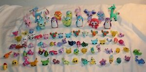 Lot 52 Animal Jam Characters Figures National Geographic